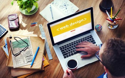 Website Design in Georgia
