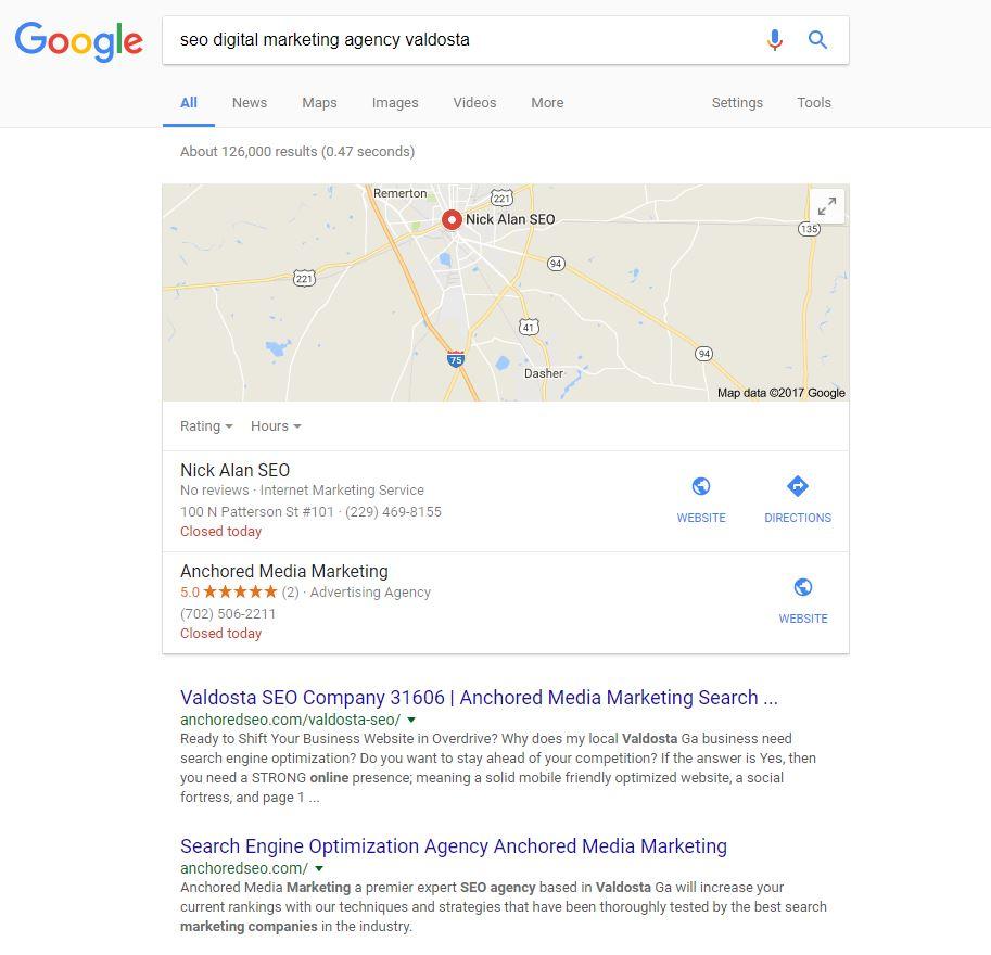 Anchored Media Marketing SEO Agency